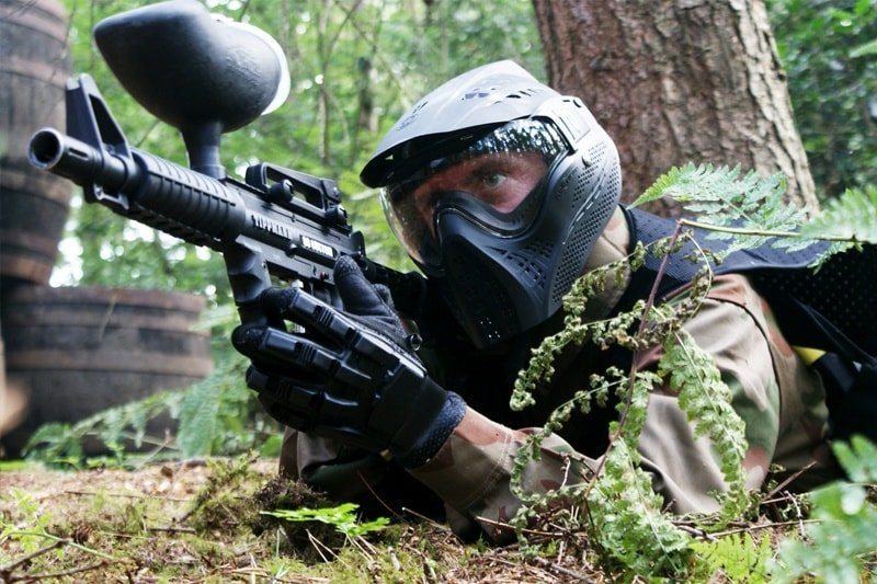 Paintball Action Games UK